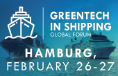 GreenTech in Shipping 2019
